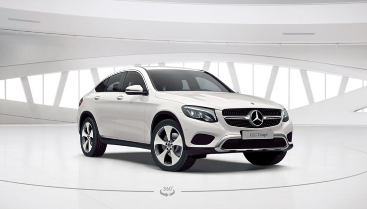 GLC Coupé 220 d 4MATIC